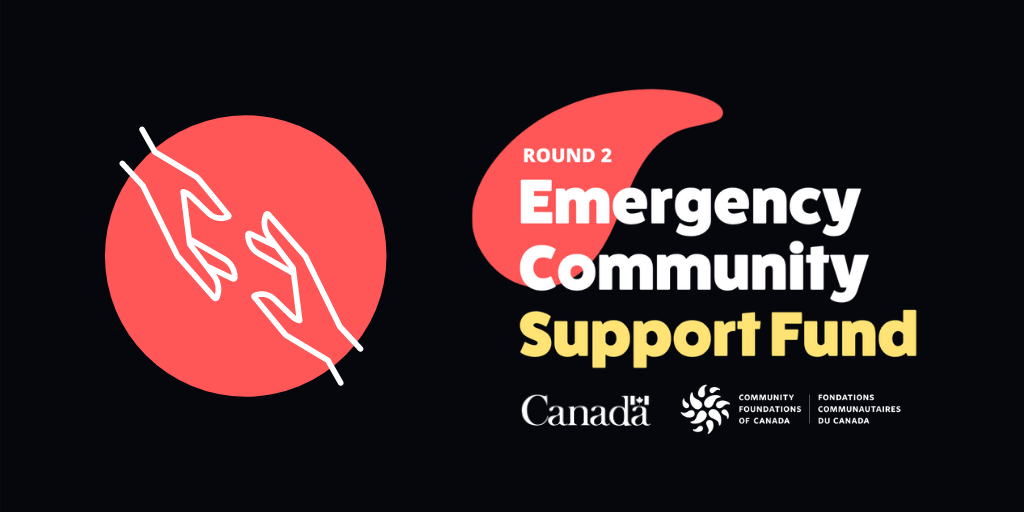 Round 2 – Emergency Community Support Fund (ECSF)