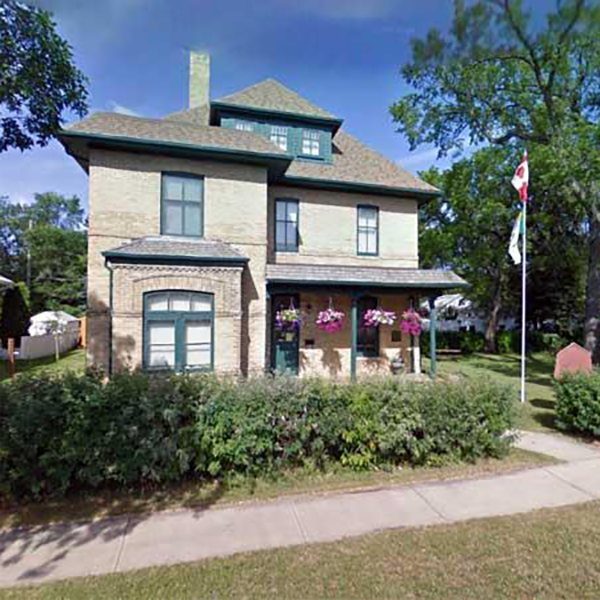 "Heritage – Brandon ""Daly House"" Museum Fund"